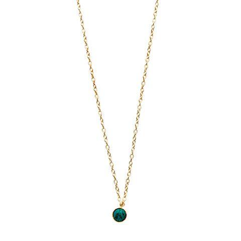 Alita Pendant / Turquoise from D A M S E L F L Y