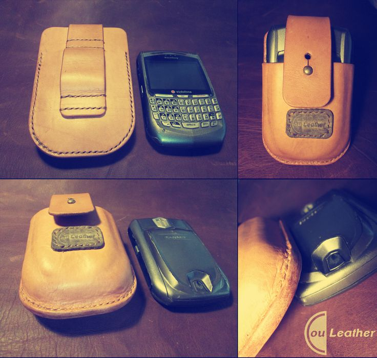 Leather Case For Blackberry 8700