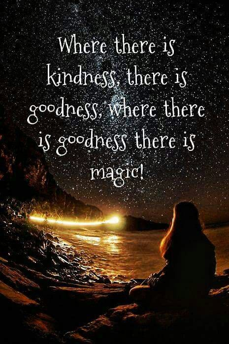 There is ~ magic ~ everywhere when you are open to it! Lightbeingmessages.com