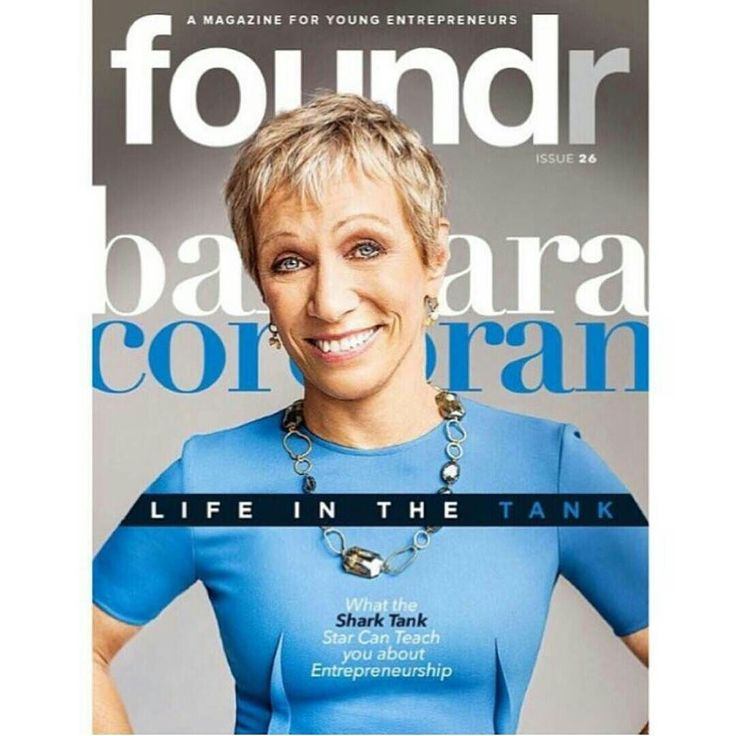 Throw back! Have you read the April issue with @barbaracorcoran yet? She shares all on how to find an investor real estate lessons and key insights on what it takes to become a successful entrepreneur!  Go to:  foundrmag.com/itunes (Apple) OR http://ift.tt/1FI21qN (Google Play) by foundrmagazine