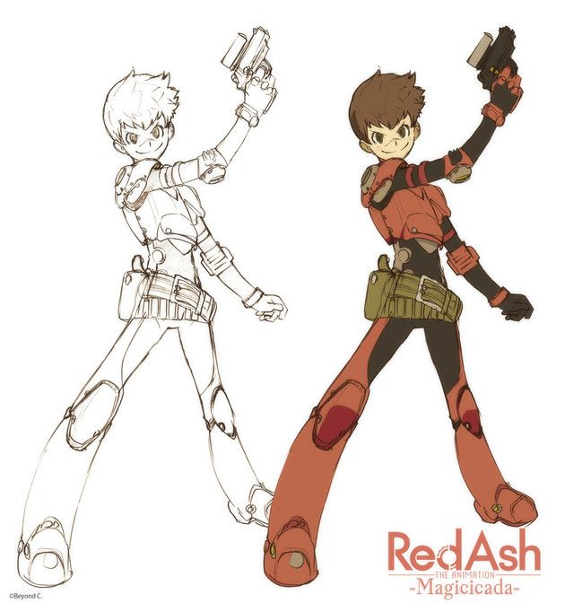 "Possibly the Quickest Interview in the World!? Keiji Inafune and Eiko Tanaka on the ""RED ASH"" Kickstarter Project"