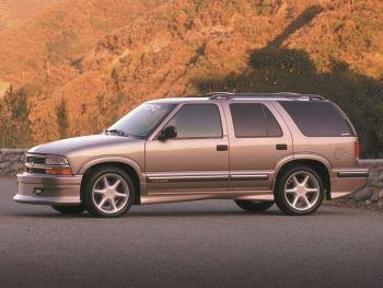 Xenon Chevrolet Blazer '1997–2005