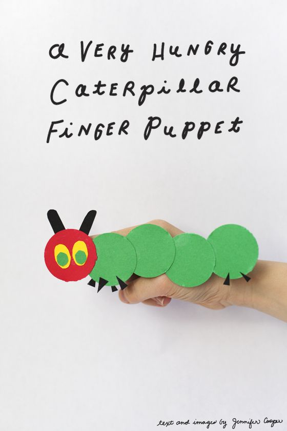 Classic Play designed these completely adorable very hungry caterpillar finger puppets for these #sweepstakes! How easy and fun will these be for a Saturday afternoon? Perfect pin for your entry board, if you like! #classicplay #penguinkids  #VeryHungryCaterpillar #PenguinKids