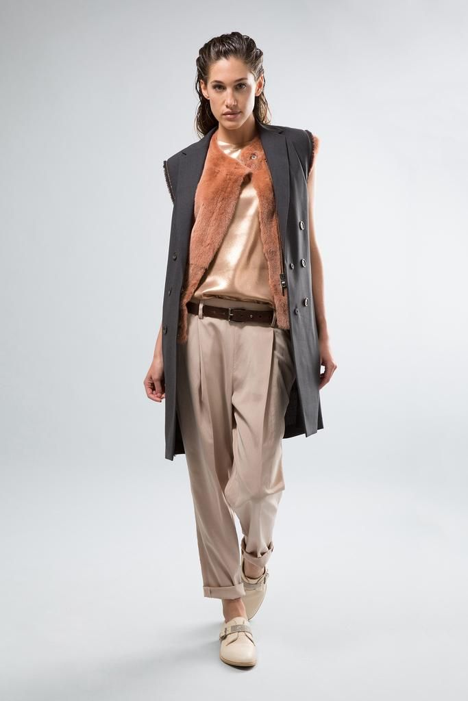 Brunello Cucinelli Spring 2015 Ready-to-Wear - Collection - Gallery - Look 15 - Style.com