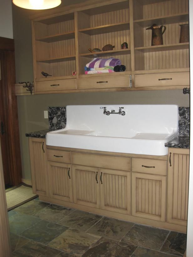 Best Master Bath Images On Pinterest Master Bath Bathroom - Apron sink bathroom vanity for bathroom decor ideas