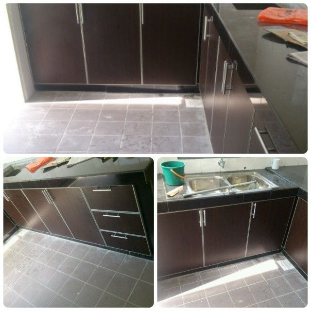 Formica Laminate Kitchen Cabinets: 47 Best Images About Before And After On Pinterest