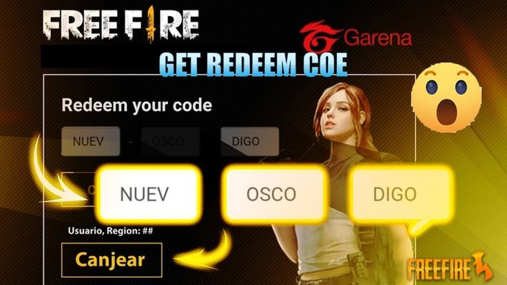 Garena unlimited free fire redeem code free gift card