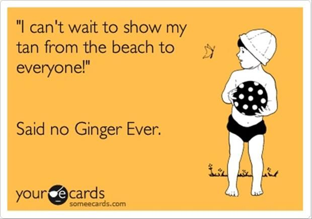 gingerbeach reminds me of my sister! !!!
