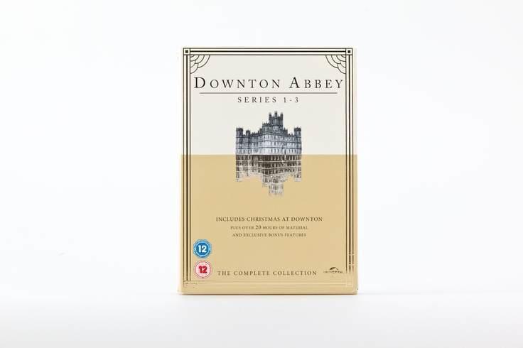 Brook Music, DOWNTOWN ABBEY DVD set (series 1-3) $74.95
