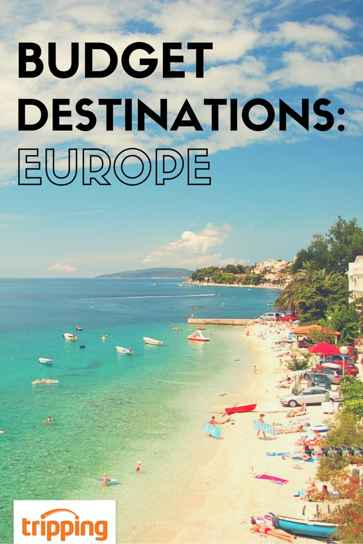 Europe, on a budget? Mais oui! Whether you're dreaming of strolling the boulevards of Paris or getting some sun in the Greek isles, Tripping.com offers the widest selection of European vacation rentals to choose from. So find that perfect place for the perfect price, and start dusting off those French 101 textbooks!
