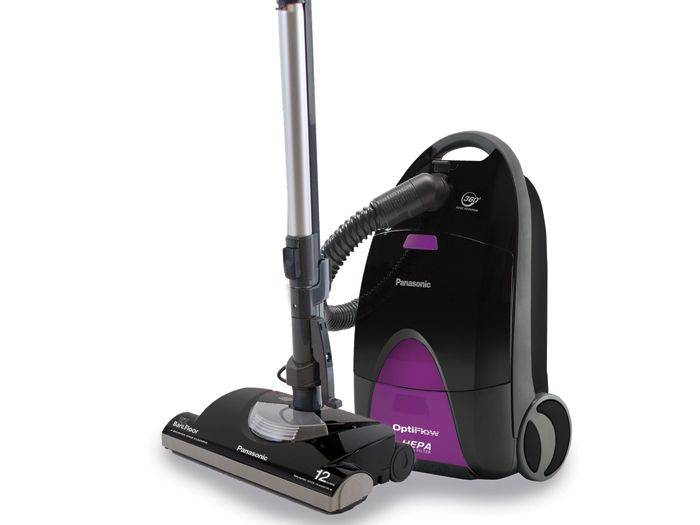 Panasonic MC-CG937 - Canister Vacuum Cleaner with OptiFlow Technology (consumer reports)