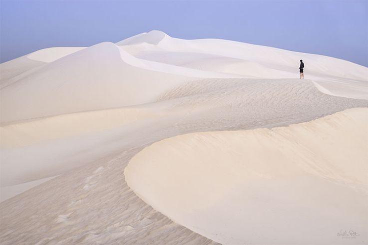 4- Lancelin Sand Dunes, Western Australia