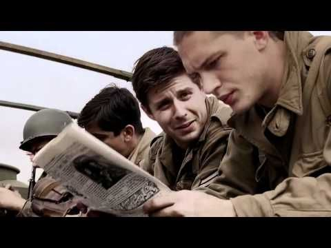 """Tom Hardy  scenes """"Band of Brothers"""" (HD) sex scene!"""