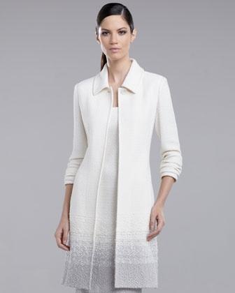 White St. John Knit, Last time I bought a White St. John Knit, I got Married??
