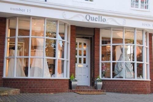 Quello bridal boutique