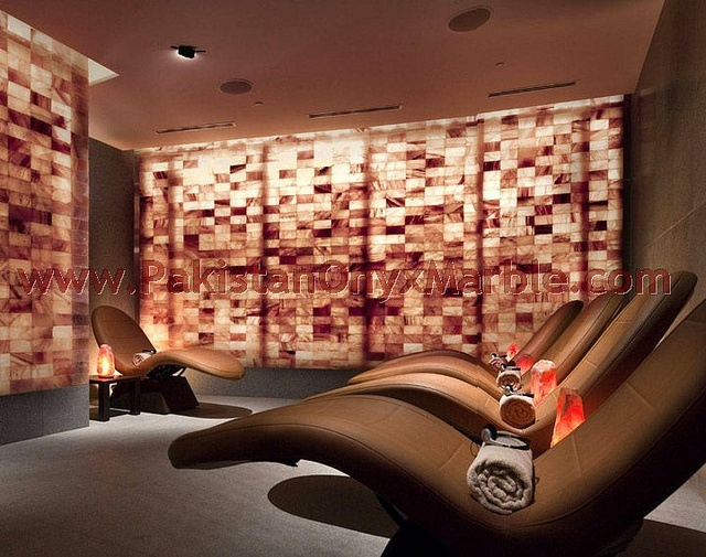 Himalayan Salt Lamp In Kuwait : 29 best Salt Room Designs images on Pinterest Therapy, Spa and Art ideas