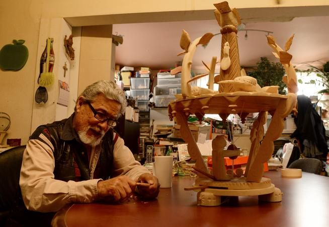 Carlos Santistevan, a pioneer in the Chicano arts movement, to receive lifetime achievement award from Chicano Humanities and Arts Council.