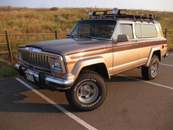 82 Jeep Cherokee Laredo Resto-mod
