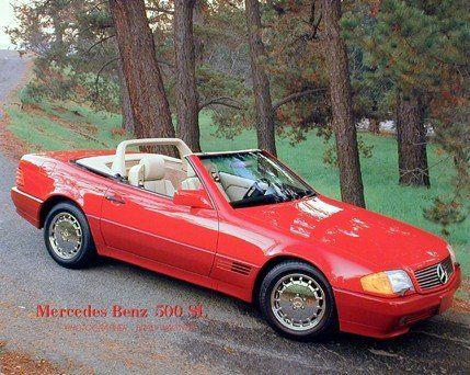 Red Mercedes Benz 500 SL Convertible Car Art Print Poster... https://www.amazon.com/dp/B009H0W2YG/ref=cm_sw_r_pi_dp_x_2s6hzb82VX7WQ