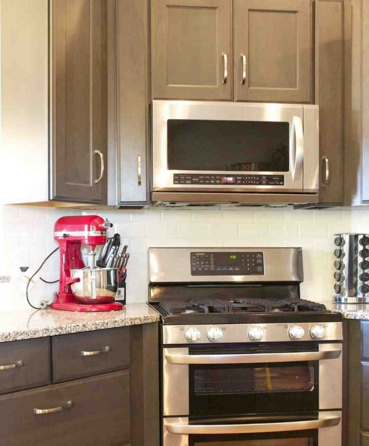 Kitchen Cabinet Ideas For Microwave: 32 Best Microwave Cabinet Images On Pinterest