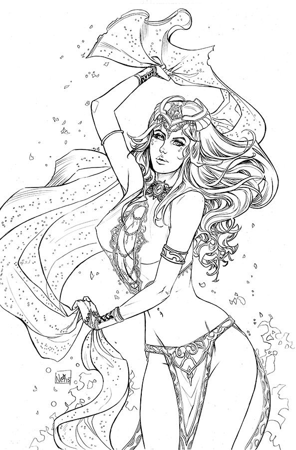 kisslinesbytoolkittendeviantartcomondeviantart coloring booksadult coloring pagescoloring - Coloring Page Woman
