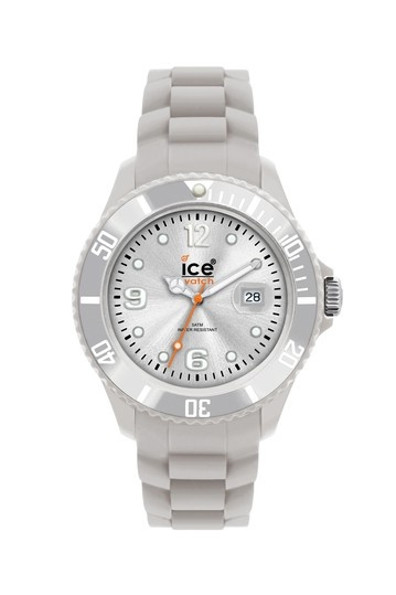 For Him: Silver Ice Watch