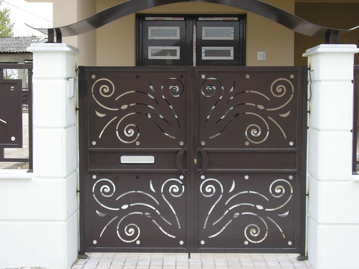 Πόρτες σιδήρου & παντογράφου ΜΠΑΡΟΥΤΑΣ ΤΡΙΚΑΛΑ  MPA-METAL