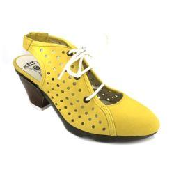 Fly London Ozie Heel Lemon