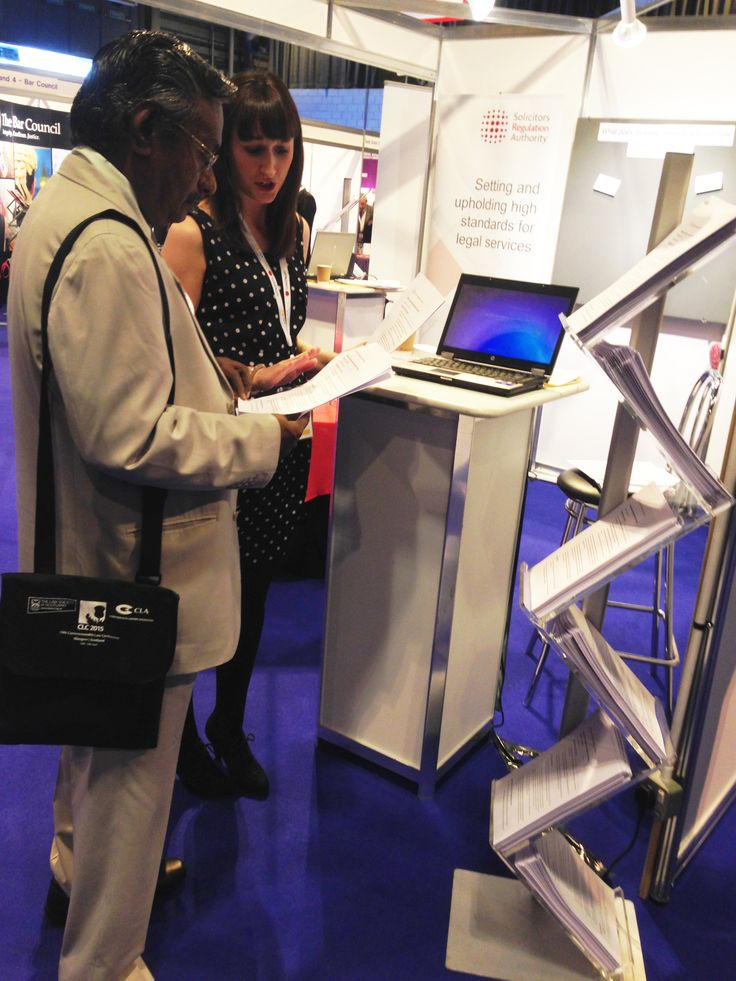 SRA staff are at the Commonwealth Lawyers Association's 19th biennial Commonwealth Law Conference, in Glasgow, 12-16 April. Visitors to our stand have asked questions about the SRA Qualified Lawyers Transfer Scheme, the route by which lawyers from other jurisdictions can be admitted as solicitors of England and Wales.