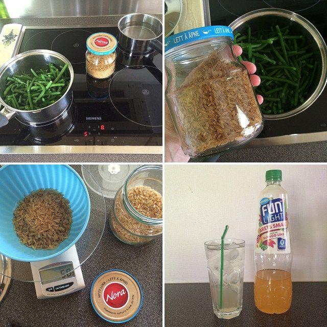 Mini meal prep