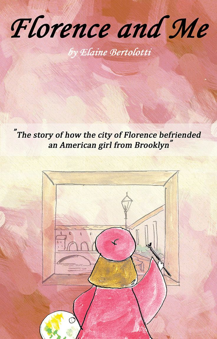 The book FLORENCE AND ME IS ON kINDLE   How the city of Florence befriended an American girl from Brooklyn ! Memoirs!!!http://www.amazon.com/Florence-Me-befriended-American-Brooklyn-ebook/dp/B00K871C3Y/ref=sr_1_sc_1?s=digital-textie=UTF8qid=1399872788sr=1-1-spellkeywords=Florencer+and+Me can be downloaded on your computer!!