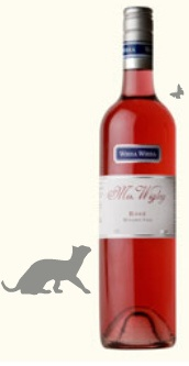 Mrs. Wigley Grenache Rose 2012 Wirra Wirra  - Top 100 Wines of NZ/AUS