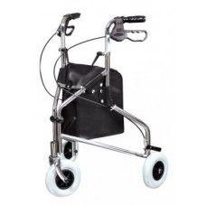 Lumex Sure-Gait II Three Wheel Rollator