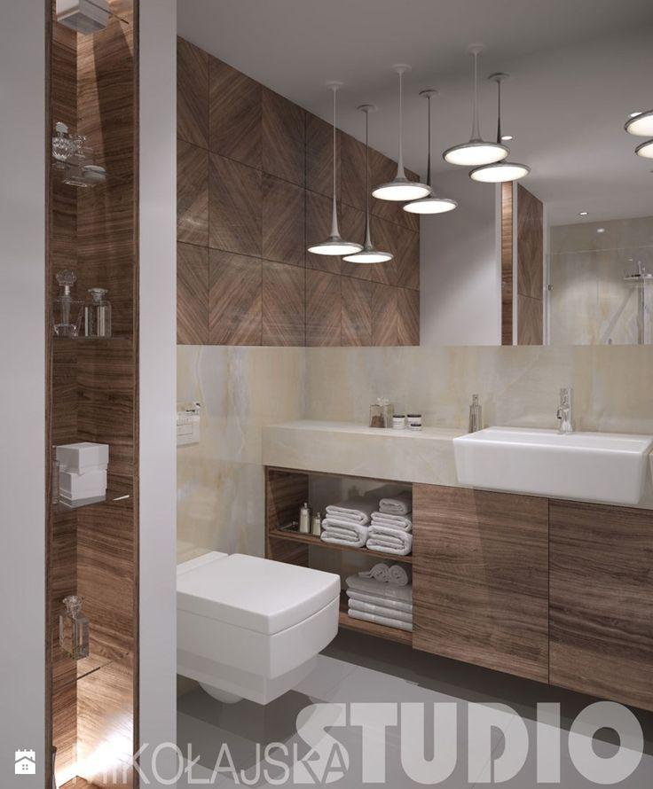 łazienka-nowoczesna klasyka - zdjęcie od MIKOŁAJSKAstudio - Łazienka - Styl…