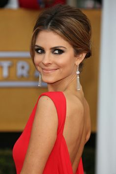 Maria on Pinterest | Maria Menounos, Stacy Keibler and Grecian Goddess