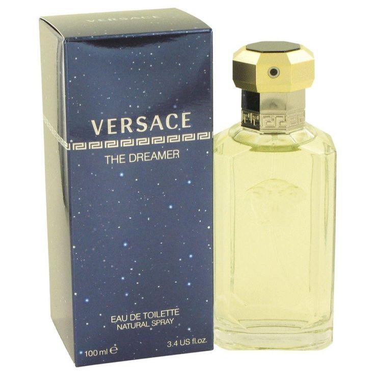 Dreamer By Versace Eau De Toilette Spray 3.4 Oz
