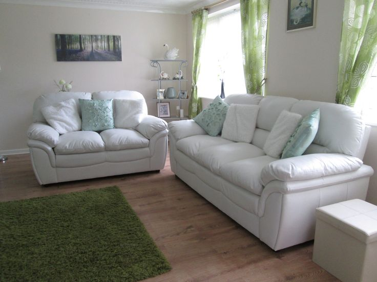 37 best images about natural living room ideas on - Living room with cream leather sofa ...