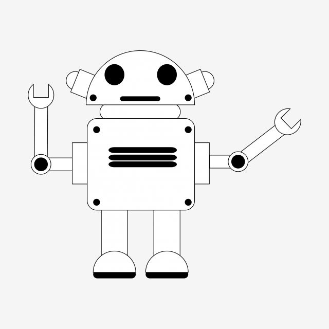 Robot Clipart Vector Png Element Robot Robot Vector Robot Clipart Png And Vector With Transparent Background For Free Download Robot Clipart Vector Robot Clip Art