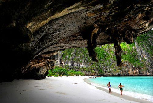 Maya Bay, The Phi Phi Islands-Thailand