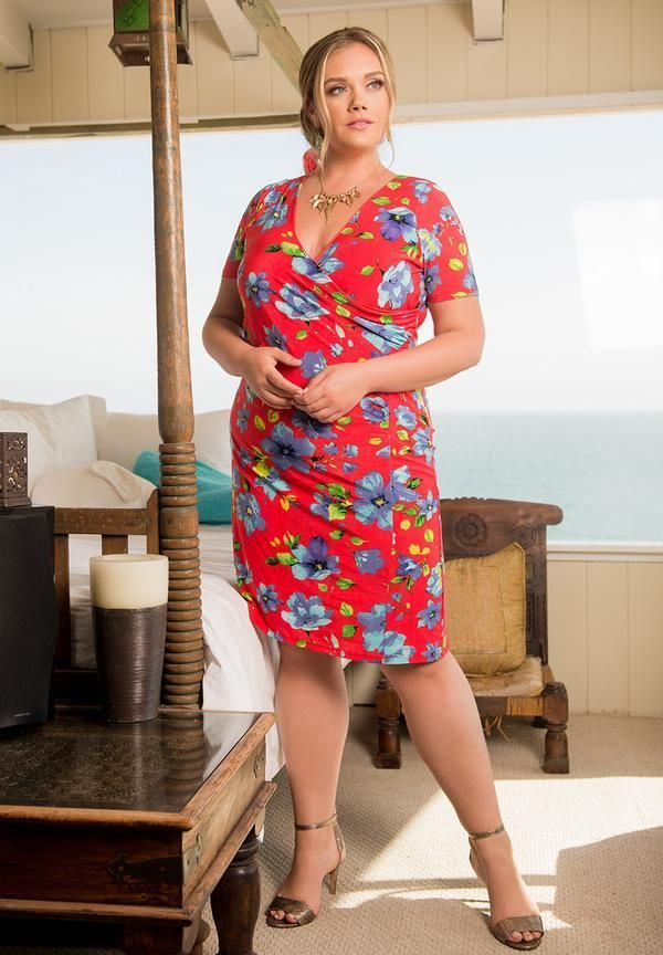 Cool Hawaiian Style Dresses IGIGI I like that it is a faux wrap and I love the Hawaiian themed fabric... Check more at http://24store.gq/fashion/hawaiian-style-dresses-igigi-i-like-that-it-is-a-faux-wrap-and-i-love-the-hawaiian-themed-fabric/