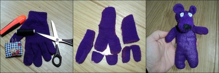 Bear of gloves