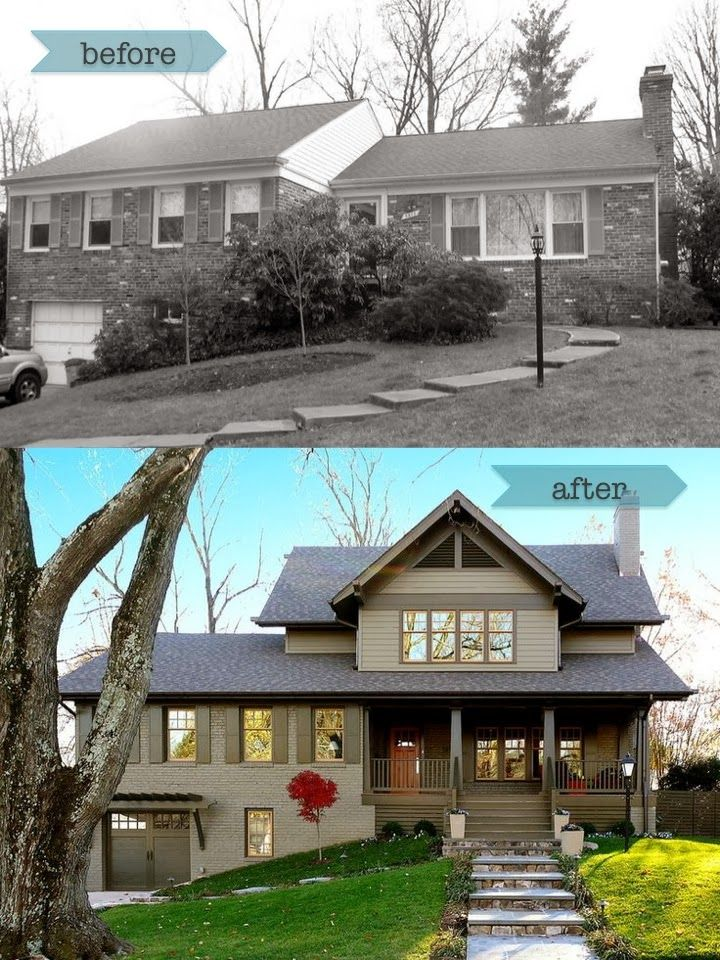 Best 25 Home Exterior Makeover Ideas Only On Pinterest Brick Exterior Makeover Exterior