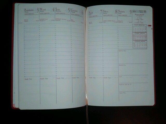 Wybierz wlasciwy kalendarz