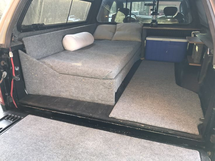 25 best ideas about truck bed camping on pinterest truck camping used truck beds and campers - Truck bed organizer ideas ...