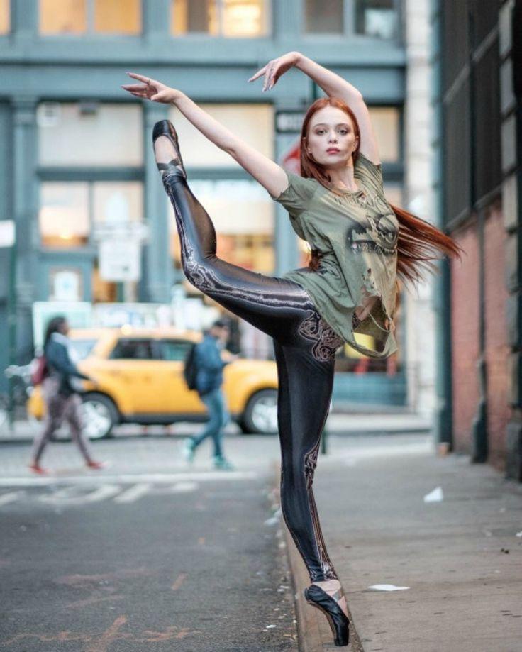 Ballerina Emma Victoria - Photo by Omar Z. Robles