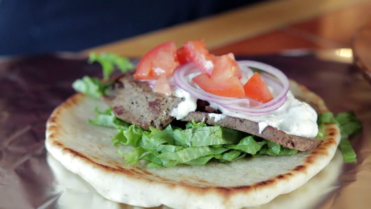 Yes, you can make gyros at home. This homemade Greek-American style gyro is delicious and very easy to make.
