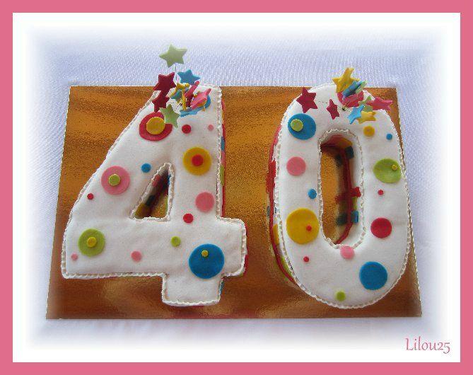 les 25 meilleures id es concernant 40 g teaux d 39 anniversaire sur pinterest cupcakes de 40e. Black Bedroom Furniture Sets. Home Design Ideas