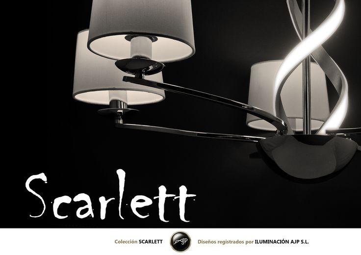 Colección Scarlett