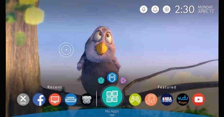 Samsung Smart TVs to showcase new Tizen UI at CES 2017