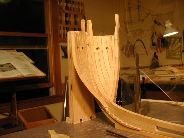 Forums / POF Build Logs / Building a 74 gun ship, Alfred of 1778 - Model Ship Builder